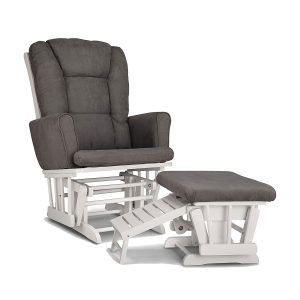 Graco Sterling Glider And Ottoman Set