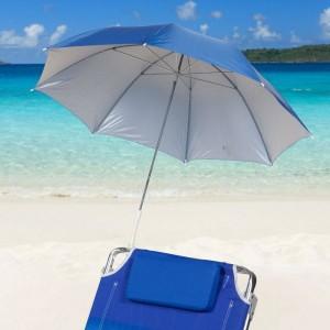 Rio Brands Clamp-On Beach Umbrella