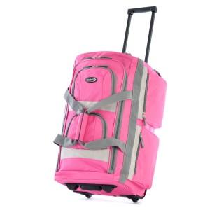 Olympia Luggage 22 Inch Rolling Duffel Bag