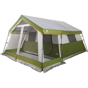 Ozark Trail Cabin 10-Person Screened Tent