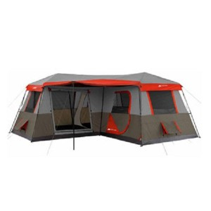 Ozark Trail Family 12-Person 3-Room Cabin Tent
