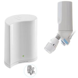 Pelican Water Premium Shower Filter and Countertop Drinking Water Combo