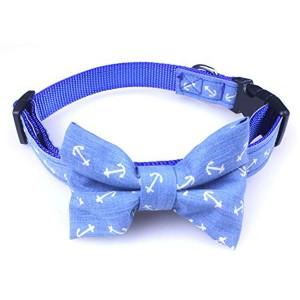 Puppy Ties Dog Bow Tie Collar