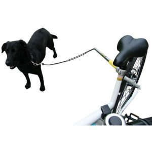 React Doggy-Do! Hands Free Dog Lead Bike Attachment