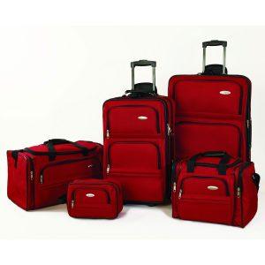 Samsonite Nested 5-Piece Luggage Set