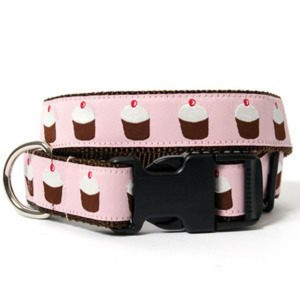 Wee Ones Cupcakes Dog Collar