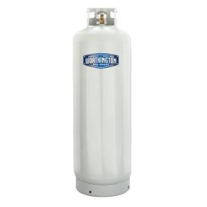 Worthington 303953 100lb Steel Propane Cylinder