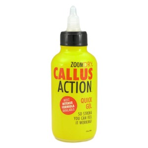 ZoomDry Callus Action Quick Gel