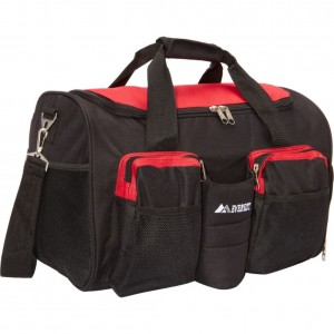 Everest Gym Bag With Shoe Compartment